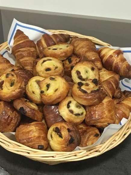 Vienoiseries Petit-Déjeuner