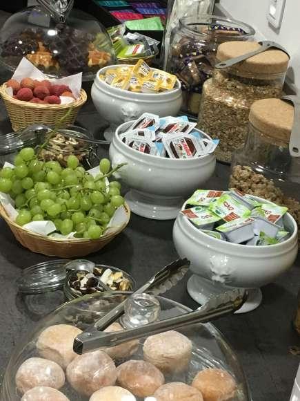 Ontbijt seminarie